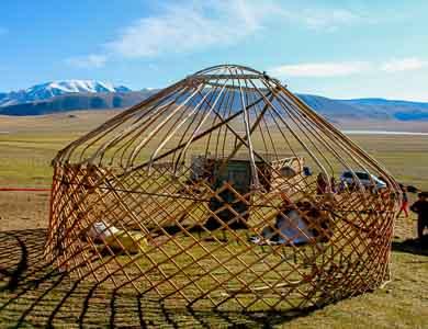 Mongolian Ger Mongolian Yurt Mongolian Tent